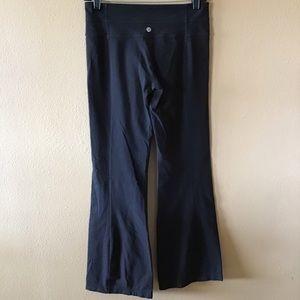 Lululemon Wideleg Yoga Pants Leggings